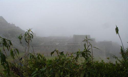PERU / brak / Machu Picchu / Ruiny Machu Picchu