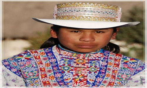 Zdjecie PERU / Rejon COLCA / Chivay / PERU, BOLIWIA