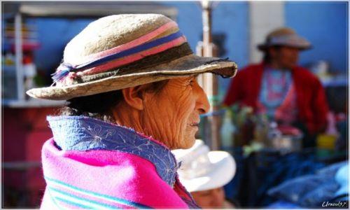 Zdjęcie PERU / Rejon COLCA / Chivay / To się nazywa profil