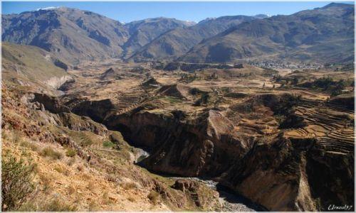 Zdjecie PERU / Colca / Canion Colca / Canion COLCA