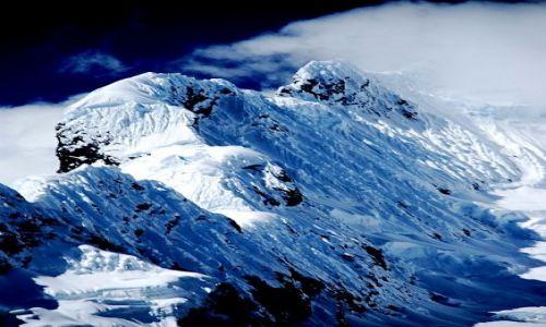 Zdjęcie PERU / Cordillera Blanca / Pucachirca / Imponujaca sciana Pucachirca