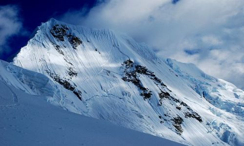 Zdjecie PERU / Cordillera Blanca / Quitaraju / Quitaraju