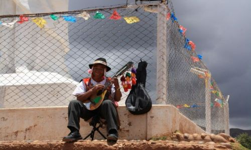 Zdjęcie PERU / Peru / Cusco / ile radości niesie muzyka