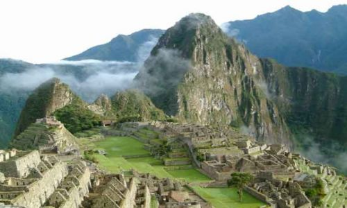 Zdjecie PERU / brak / machu_picchu_sunrise / Ameryka