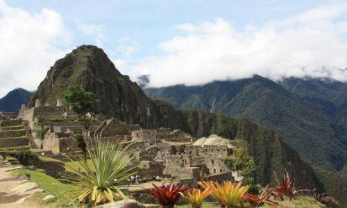 Zdjecie PERU / brak / Machu Picchu / Szczegolne i magiczne miejsce