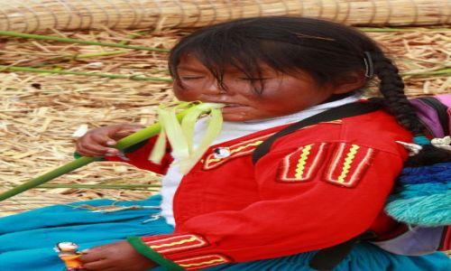 Zdjecie PERU / wyspa Uros / wyspa Uros / to naprawdę rarytas....ale nie dla mnie :)