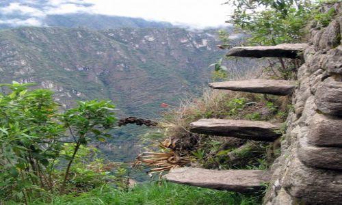 Zdjecie PERU / Andy / Kordyliery / Machu Picchu