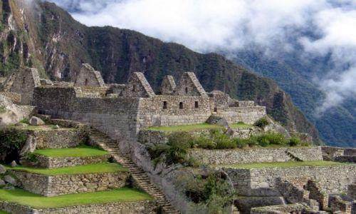 Zdjęcie PERU / Andy / Kordyliery / Machu Picchu