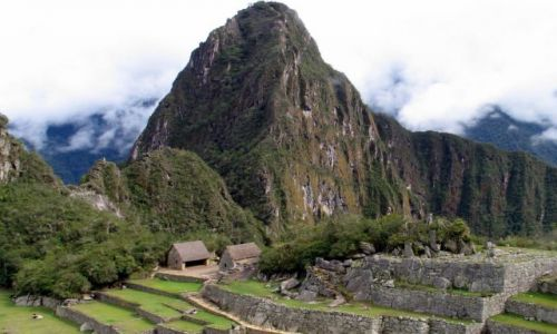 Zdjecie PERU / Andy Peruwiańskie / Kordyliery / Wayna Picchu