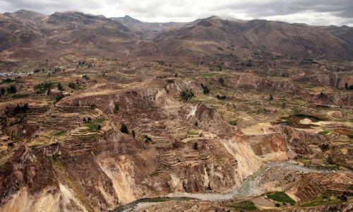 Zdjęcie PERU / Andy / Kordyliery / Tysiące tarasów...(uprawnych:D)