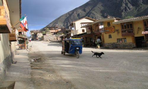 Zdjęcie PERU / Ollantantaybo / okolice Cusco / miasteczko... jak z westernu ;D