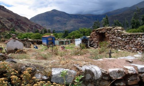 Zdjęcie PERU / okolice Cusco / Andy / Salineras