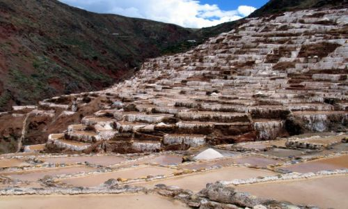 Zdjęcie PERU / okolice Cusco / Salineras / Solanki