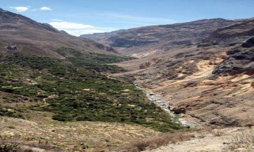 Zdjęcie PERU / Andy / kanion Colca / Kanion Colca