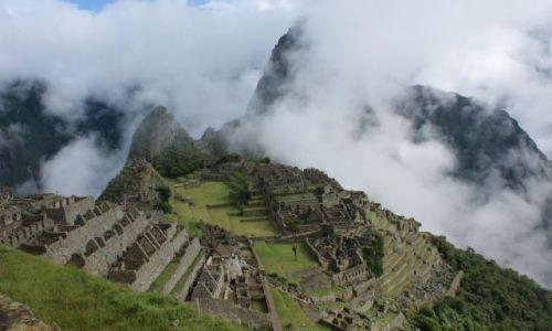 Zdjecie PERU / Machu / Picchu / Machu Picchu w porannej okazałośći