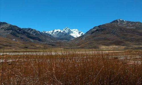 Zdjecie PERU / Cordillera Blanca / Okolice Nevado Pastoruri / Południe Cordillery Blanci