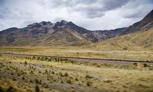 Zdjecie PERU / Altiplano / Altiplano / Z Puno do Cusco
