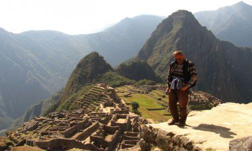 PERU / Andy / Machu Picchu / Machu Picchu
