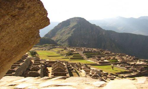 Zdjecie PERU / Andy / Machu Picchu / Machu Picchu