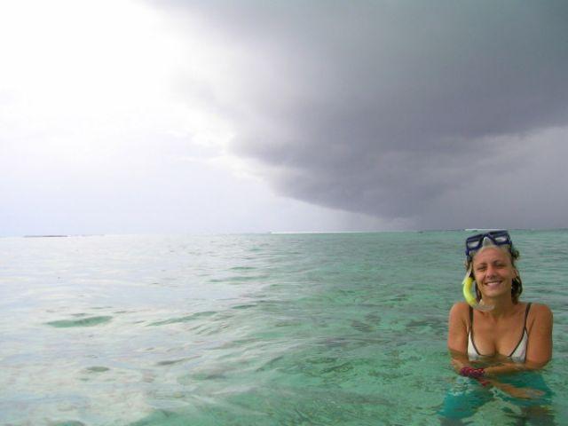 Zdj�cia: Laguna na BoraBora, Wyspa BoraBora, Uwaga na BoraBora, POLINEZJA FRANCUSKA