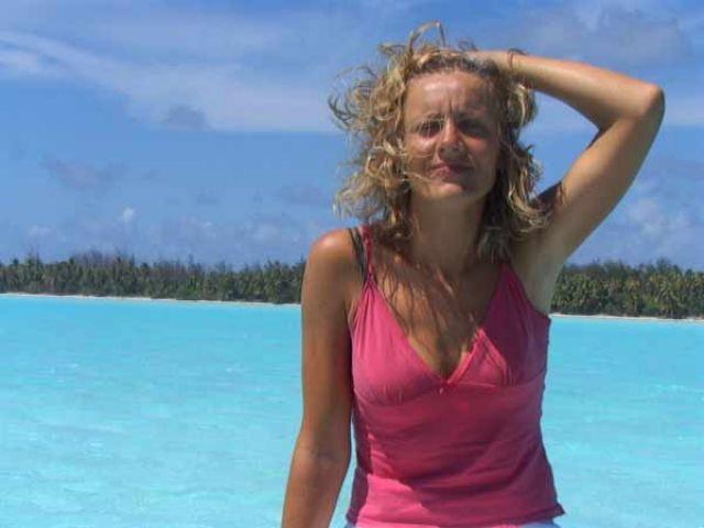 Zdjęcia: Atol na BoraBora, Wyspa BoraBora, Seledynkowe wybrzeże, POLINEZJA FRANCUSKA