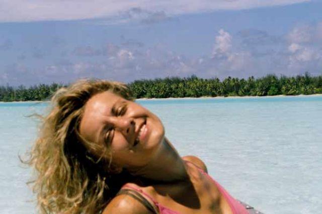 Zdjęcia: Atol na BoraBora, Wyspa BoraBora, Kolorowy zawrót głowy, POLINEZJA FRANCUSKA