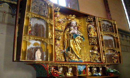 Zdjęcie POLINEZJA FRANCUSKA / Warmińsko - Mazurskie / Frombork /  w katedrze fromborskiej