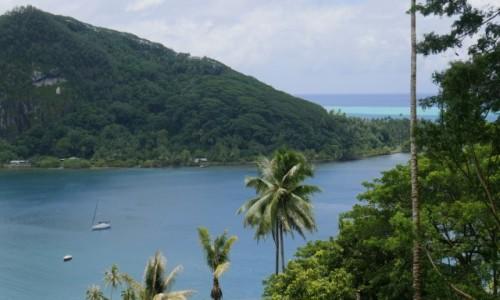 Zdjecie POLINEZJA FRANCUSKA / Raiatea / BORA BORA / Polinezja 2017