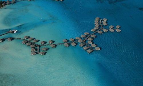 Zdjęcie POLINEZJA FRANCUSKA / Bora Bora / Bora Bora / Bora Bora