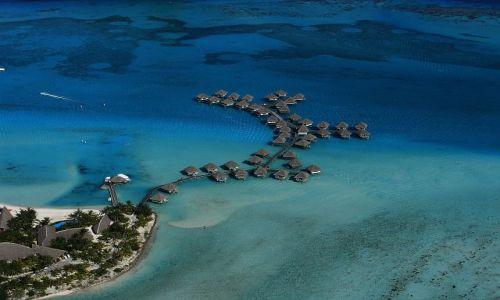 Zdjecie POLINEZJA FRANCUSKA / Bora Bora / Bora Bora / Bora Bora