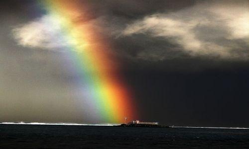Zdjęcie POLINEZJA FRANCUSKA / Papeete / Papeete / Dla Wszystkich Globtroterów - niech Wam świeci...