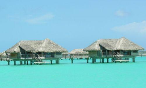 Zdjecie POLINEZJA FRANCUSKA / Bora - Bora / Laguna / Pokoje hotelowe