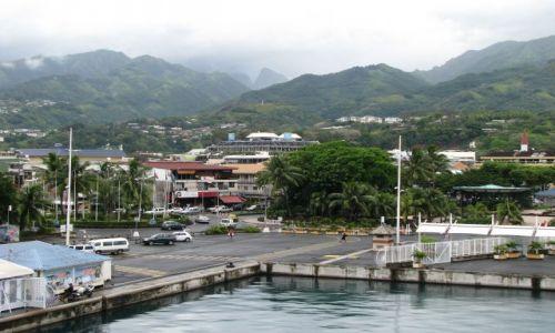 Zdjęcie POLINEZJA FRANCUSKA / Tahiti / Papeete / Centrum miasta