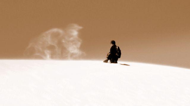 Zdjęcia: ruchome wydmy w Łebie, pomorskie, duch pustyni, POLSKA