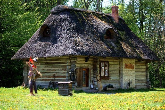 Zdjęcia: Kazimierz Dolny, Lubelskie, chatka Puchatka....???, POLSKA