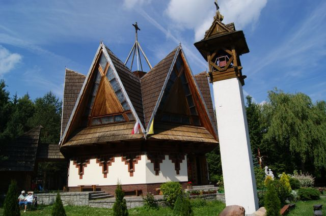 Zdjęcia: ., Sulistrowiczki, Kościółek w Sulistrowiczkach, POLSKA