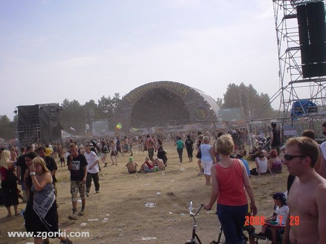 Zdjęcia: Woodstock, Legendarny Woodstock, POLSKA