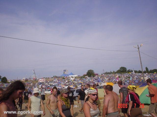 Zdj�cia: Woodstock, Legendarny Woodstock, POLSKA
