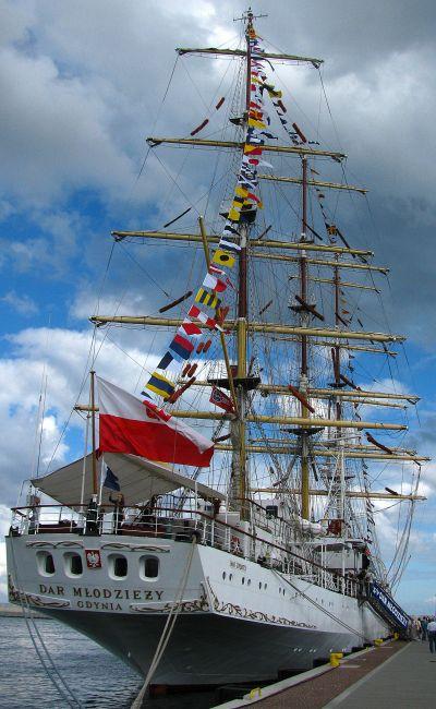 Zdjęcia: Gdynia, pomorskie, Zlot żaglowców  w Gdyni (2)     , POLSKA
