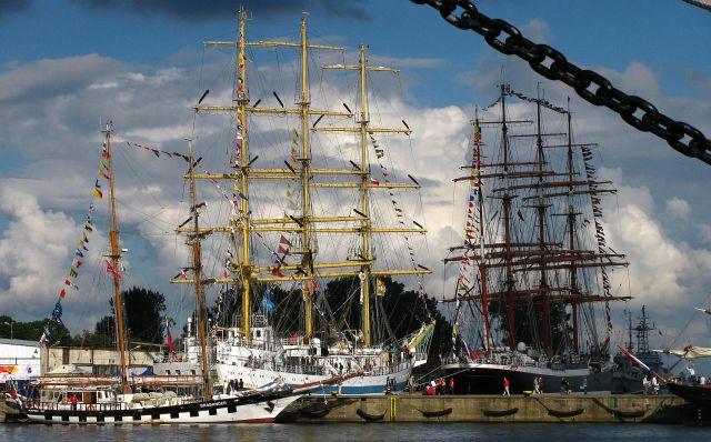 Zdjęcia: Gdynia, pomorskie, zlot żaglowców w Gdyni (3), POLSKA