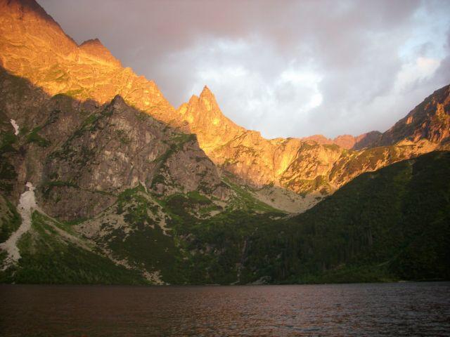 Zdjęcia: zakopane, -tatry, tatry wschód słońca, POLSKA