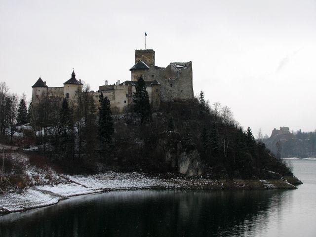 Zdjęcia: Niedzica, Pieniny, zamek w Niedzicy, POLSKA