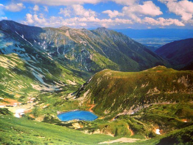 Widok z Wołowca (fot. www.globtroter.pl)