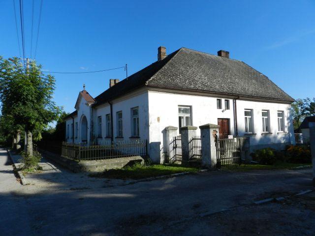 Zdjęcia: Turobin, Lubelszczyzna, Plebania w Turobinie, POLSKA