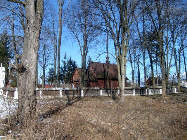 Zdjęcia: Bukowina, Lubelszczyzna, Kościół w Bukowinie, POLSKA