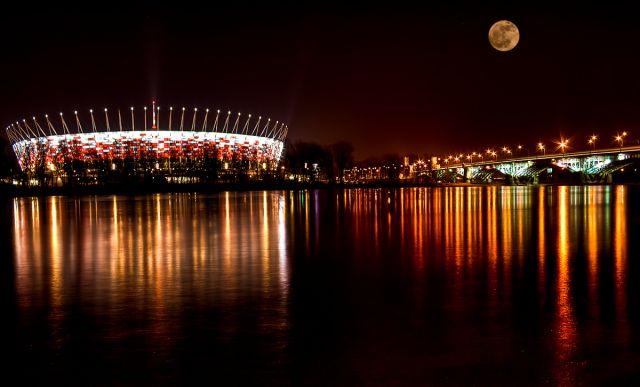Zdjęcia: The National Stadium in Warsaw, Warszawa, The National Stadium in Warsaw, POLSKA