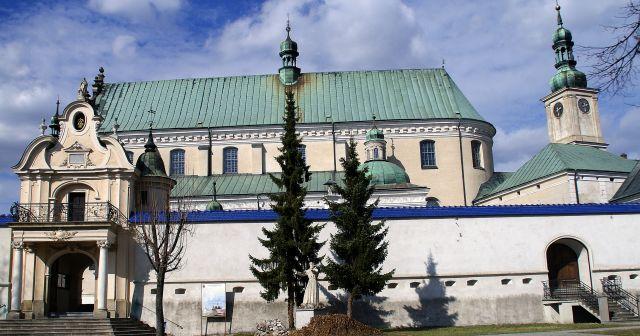 Zdjęcia: Leżajsk, Podkarpacie, Bazylika Zwiastowania NMP, POLSKA