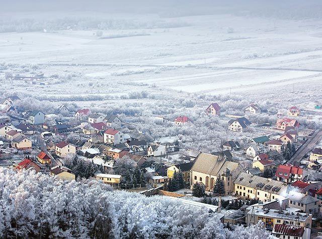 Zdjęcia: Checiny, Swietokrzyskie, SIM City, POLSKA