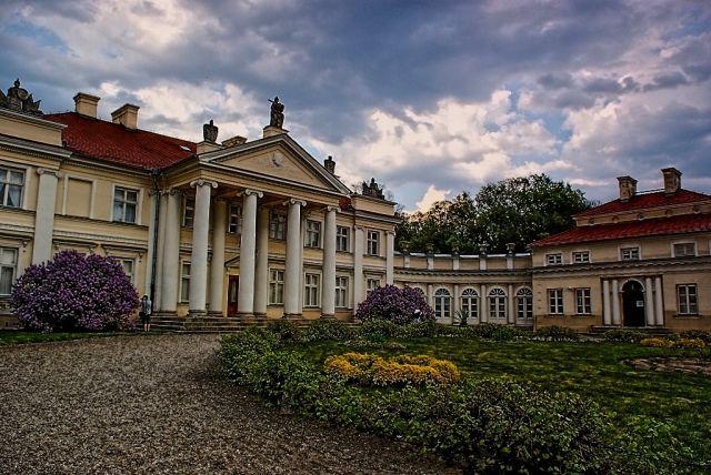 Zdjęcia: Śmiełów, WIELKOPOLSKA, Pałac w Śmiełowie., POLSKA