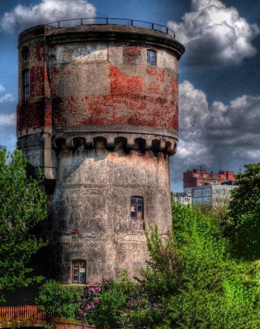 Zdjęcia: Skierniewice, łodzkie, Wieża cisnień, POLSKA